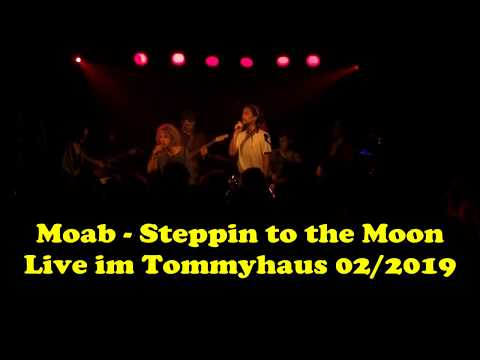 Moab   Steppin to the Moon