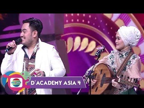 Kolaborasi Apik! Petikan Gambus Out Fauziyah Iringi Nassar Bernyanyi! - DA Asia 4