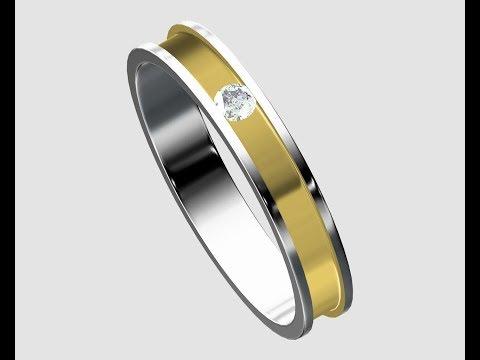 JewelCAd DIAMOND RING 002