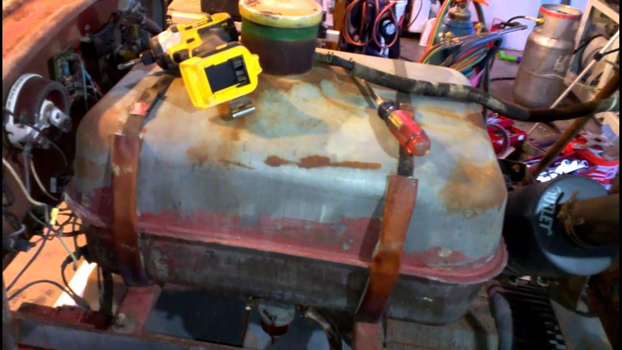 Sa 250 Perkins Trouble Youtube Lincoln Welder Fuel Pump
