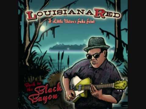 blues for ida b louisiana red.wmv