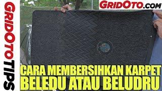 Cara Membersihkan Karpet Beledu Atau Beludru | How To | GridOto Tips
