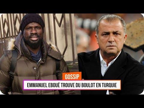 Emmanuel Eboué trouve du boulot en Turquie