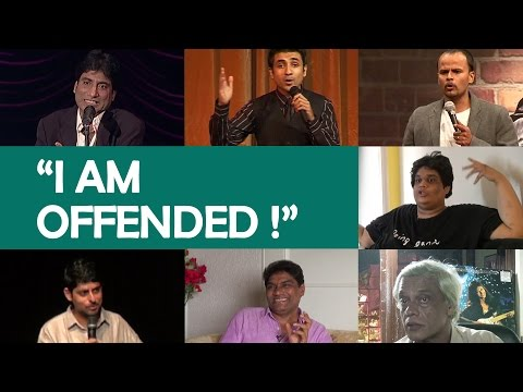 Tanmay Bhat || Varun Grover || Vir Das - I AM OFFENDED