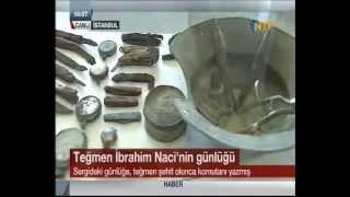 İstanbul Yeditepe Üniversitesi Çanakkale Harp Malzemeleri Müzesi NTV canlı yayın