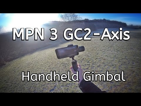 MPN 3 -Axis Handheld Gimbal Stabilizer GC2 for Smartphone