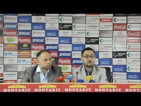 Rueda de prensa de Paco Belmonte y Deseado Flores | 8-6-15