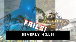 BEVERLY HILLS! | LOS ÁNGELES, CALIFORNIA