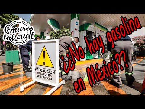 Desabasto de gasolina en México ¡Que opinan los ciudadanos?  Omares Tal Cual