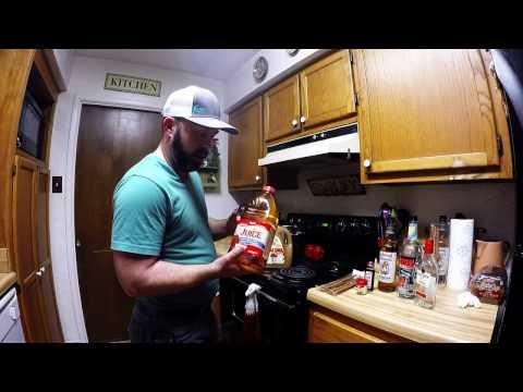 DIY - How to Make Apple Pie Moonshine
