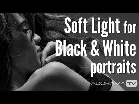 Soft Light for Black & White: Exploring Photography with Mark Wallace