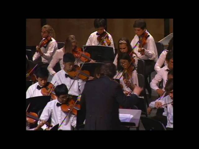 09  Holmes Advanced Orchestra   Allegro Giocoso from Symphony No 4, Op  98 Brahms
