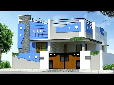 20 Beautiful Front Elevation Designs For Single Floor House Youtube,Label M Designers Online