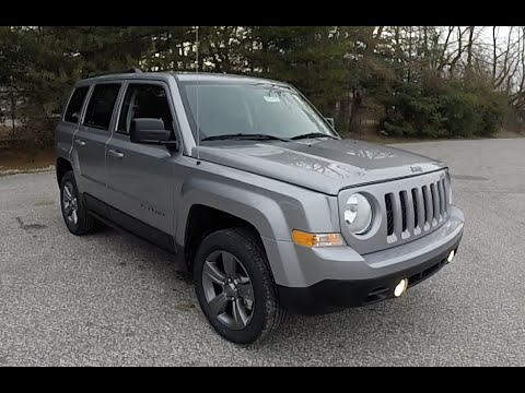 2016 Jeep Patriot Sport Se 4x2 18347