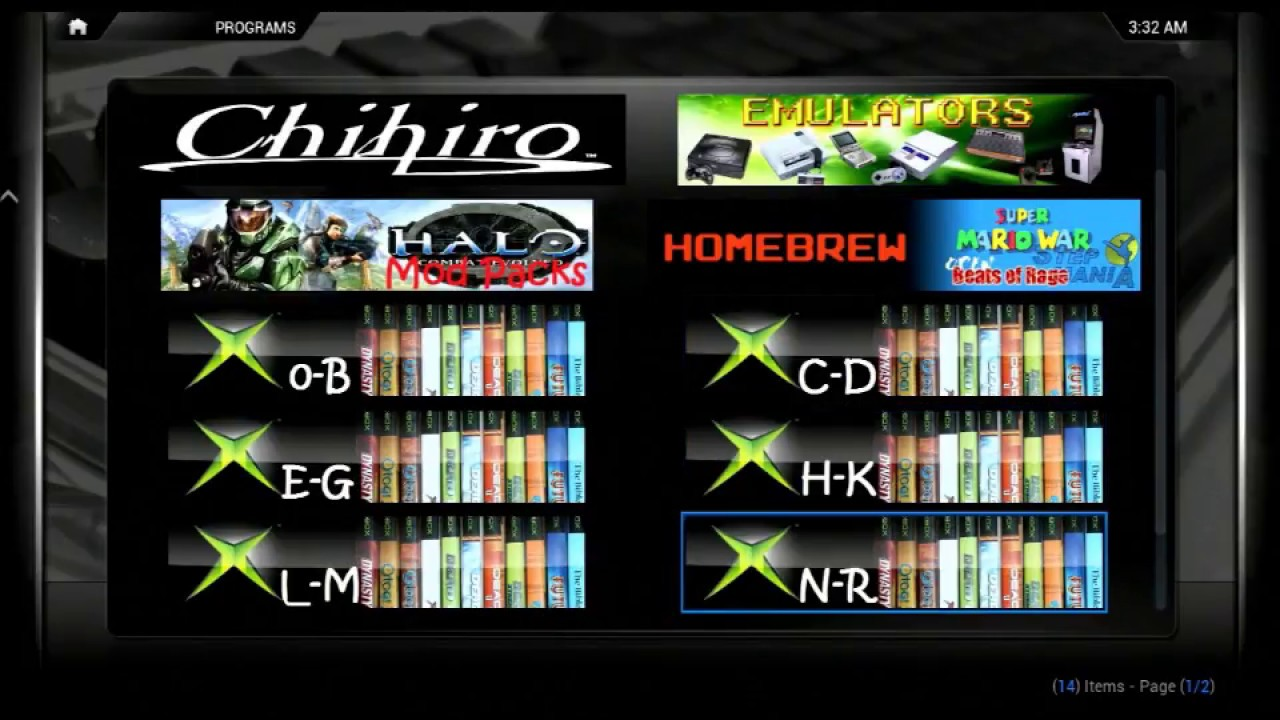 3tb Original Xbox 128mb ram Full Demo