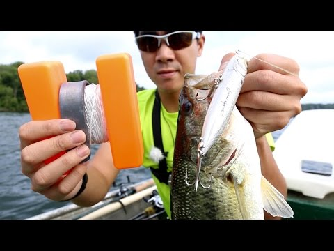 Venturing Offshore for Topwater Bass - The Quest to Become a Bass Master!