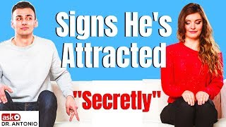 For you his hes hiding feelings Signs