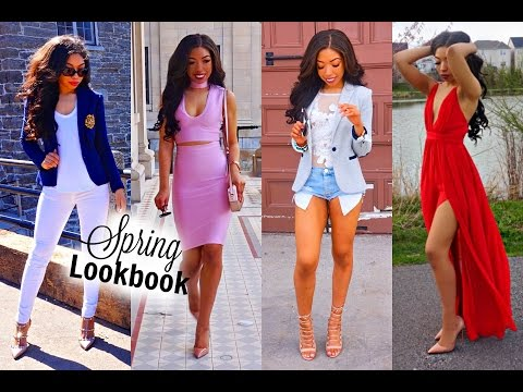 Spring & Summer Lookbook 2016 | Outfits of the Week