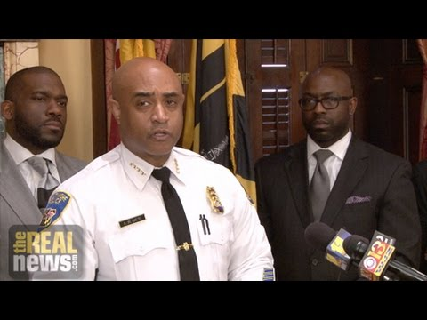 Police Commissioner Says No New Evidence of Force-Related Injuries to Freddie Gray