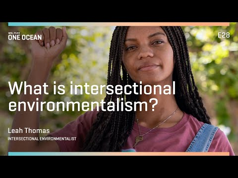 What is Intersectional Environmentalism? WSL PURE | One Ocean