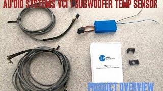 au dio sound systems vci 1 subwoofer temp sensor