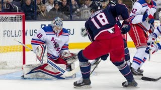 Rangers Score 5, but Lose to Blue Jackets: Highlights & Analysis