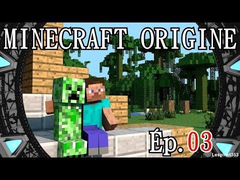 Let's Play FTB Origine ! | Les mondes parallèles ... | Ep 03 | Minecraft gameplay