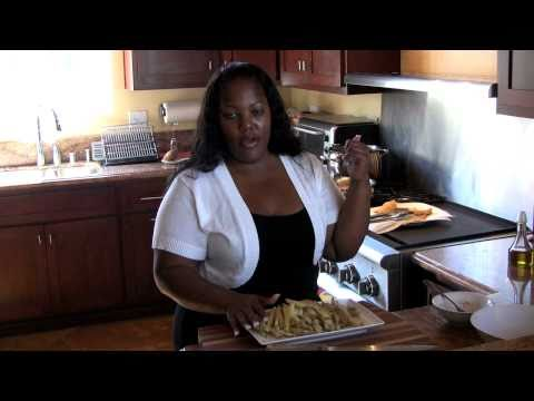 Soulful Fried Catfish And Fries |Cooking With Carolyn