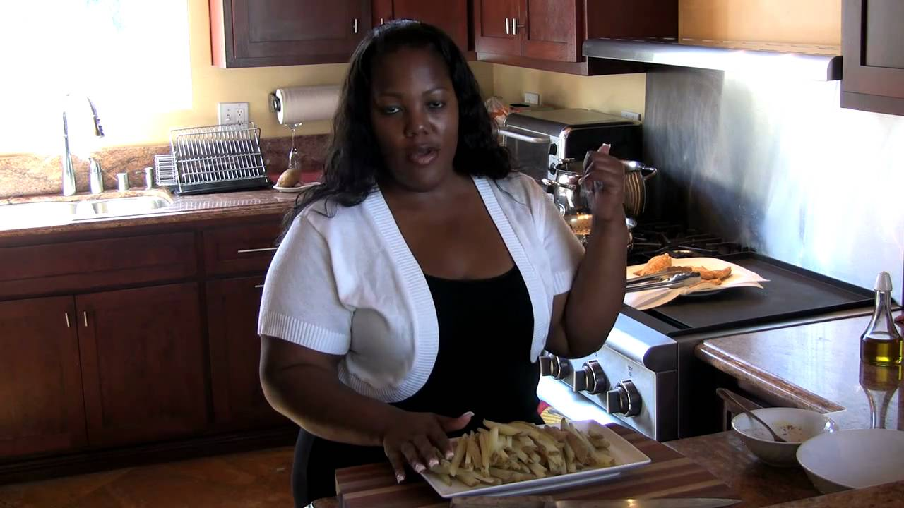 SOULFUL FRIED CATFISH AND FRIES  Cooking with Carolyn