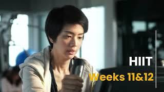 HIIT Prescription - Week 11&12