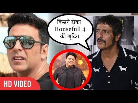 Chunky Pandey Reaction On Housefull 4 Shooting | Akshay Kumar | Sajid Khan Mp3
