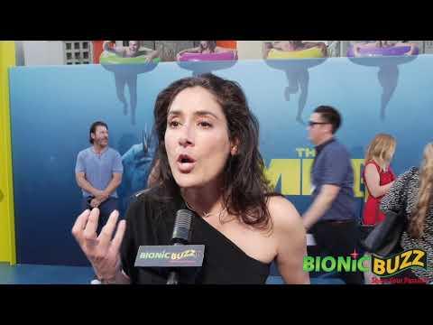 Alicia Coppola  at The Meg World Premiere