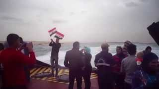 Insurgency to visit the new Suez Canal March 11, 2015