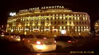AVILINE DVR-B Санкт-Петербург ночь(, 2014-11-18T14:32:04.000Z)