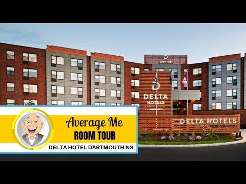 ROOM TOUR - Delta Hotel In Dartmouth NS S3 - E65