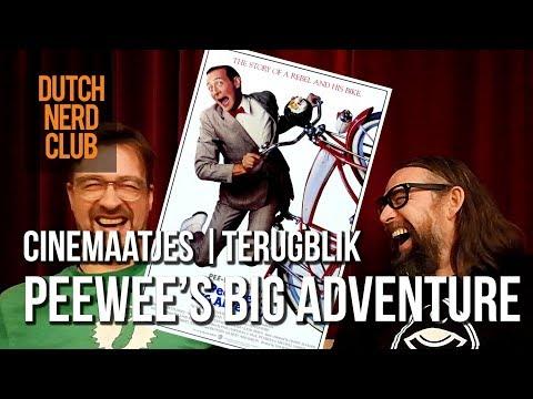 Cinemaatjes   Terugblik: Peewee's Big Adventure