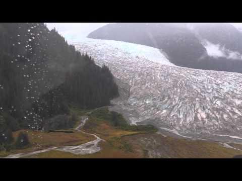 Taku Glacier Helicopter Trip!