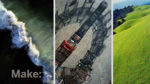 Maker Workshop - Kite Aerial Photography On MAKE:television