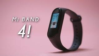 MiBand 4  | recenzja #154