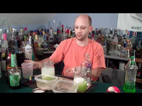 How To Make Melon Liqueur