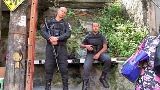 Rocinha Favela - Brazil's Biggest Favela In Rio De Janeiro