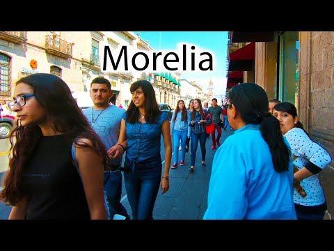 (2/2) Morelia Mexico Walk 2018 - Michoacán