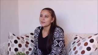 Видео отзыв о работе свадебного стилиста Олесе Леоновой(, 2015-10-17T09:19:12.000Z)