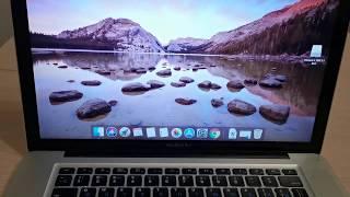macBook Pro 15 early 2011 в 2019 году