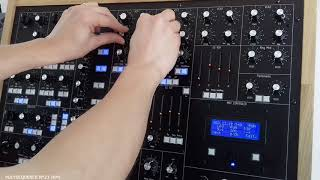 SYNTHR3 modular synth original specifications part 1: the POLY-SEQUENCER