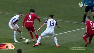 Újpest – Debrecen 1-1 22. forduló