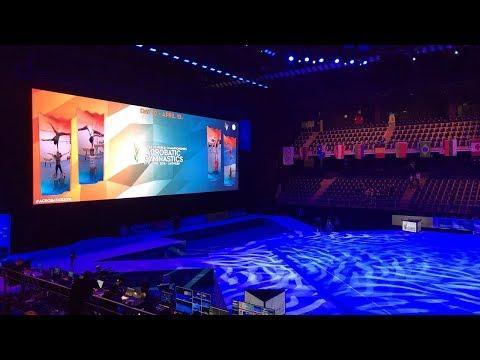 2018 World Acrobatic Gymnastics Championships - Qualifications