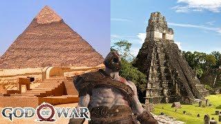 God of War: Por que saltar a EGIPCIOS o MAYAS y no AZTECAS o INCAS | SQS