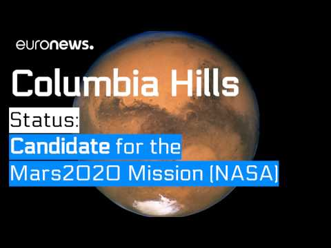 Where do you look for life on Mars? - Columbia Hills