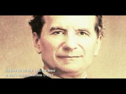 To Hell and Back, the vision of Saint John Bosco, FILM clip, Mary's Dowry Productions